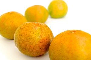 Oranges and Mandarines