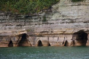 Pictured Rocks, Lake Superior