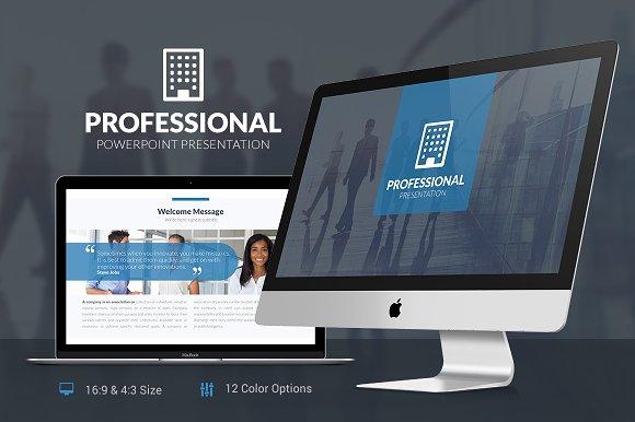professional powerpoint template presentation templates creative