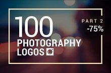 100 Photography Logos Part 2