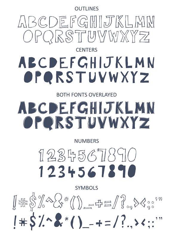 Blitzen Display Font Fonts Creative Market
