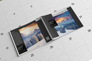 DIY Planner / Calendar Template 2016