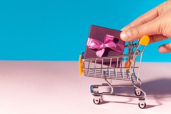Shopping Cart Shopping Cart With High Quality Holiday Stock Photos Creative Market