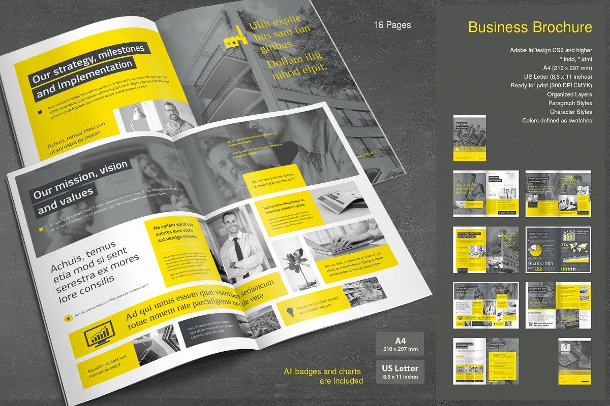 Business Brochure Vol. 10
