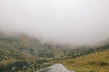 foggy mountain drive no.1