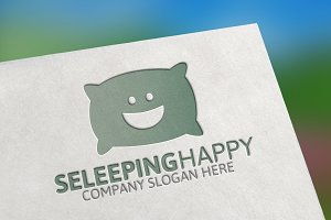 Sleep Happy Logo