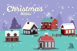 5 Christmas Home