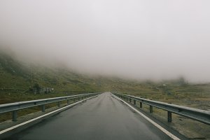 foggy mountain drive no.2