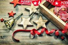 Christmas decorations ornaments