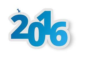 2016 in Blue