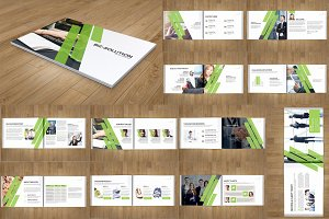 Corporate Indesign Brochure/Catalog