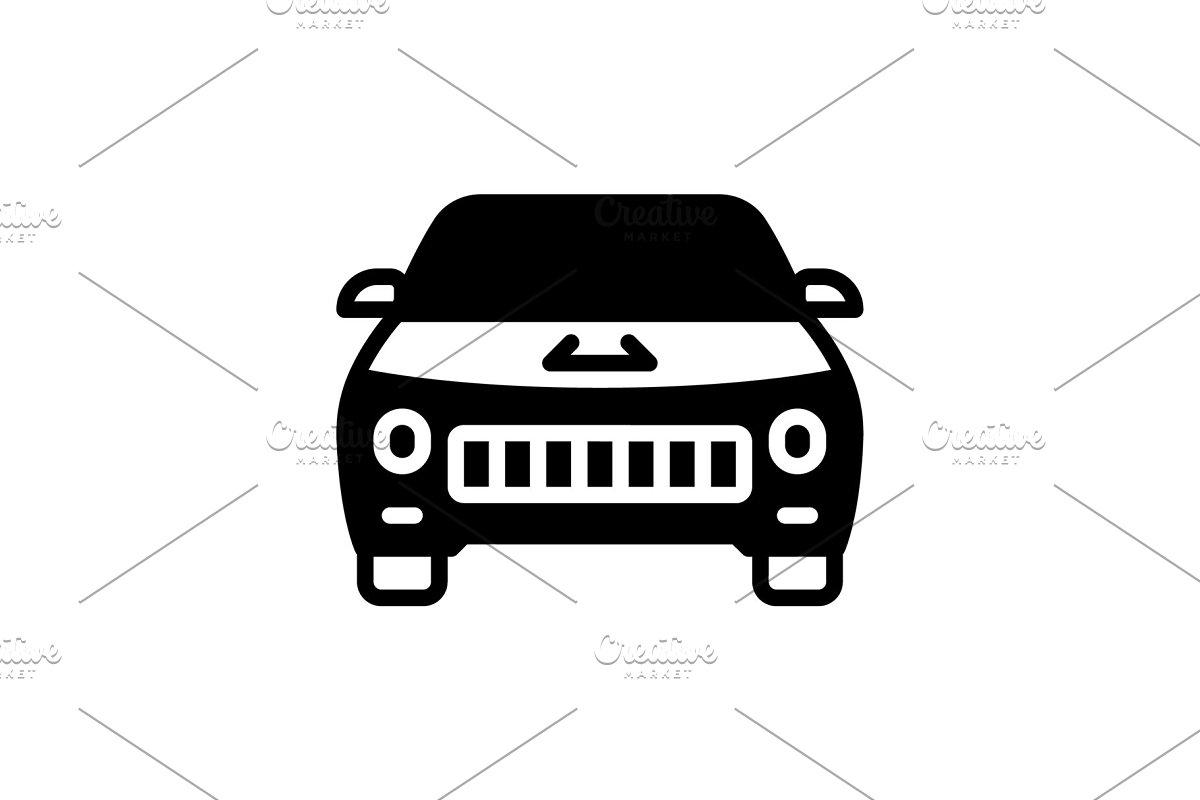Vehicle conveyance icon