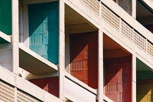 urban palette no.3 - le corbu