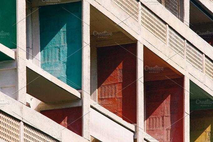 urban palette no.3 - le corbu - Architecture