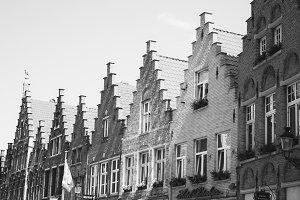 facades of europe - bruges