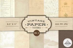 Vintage Paper Textures - No. 3