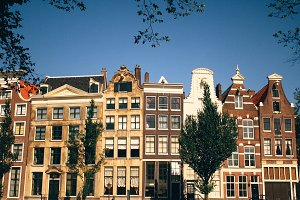 facades of europe - amsterdam