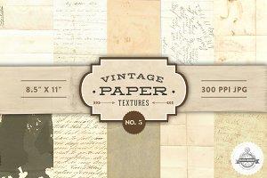 Vintage Paper Textures - No. 5