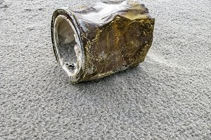 Rusted Paint Can
