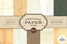 Vintage Paper Textures - No. 6