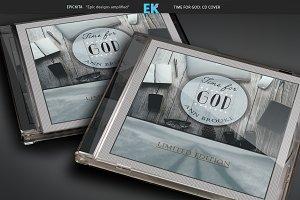 Time for God:Cd Artwork Template