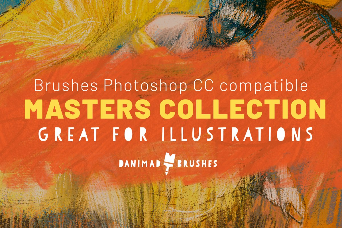 Master Collection Photoshop Brushes