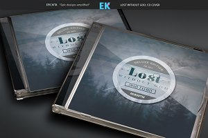 Lost without God:Cd Artwork Template