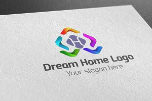 Dream Home Logo