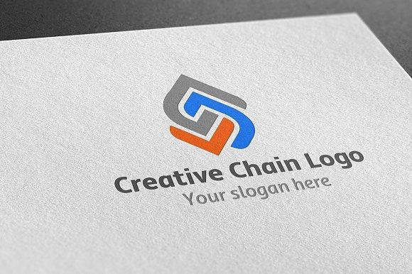 Creative Chain Logo