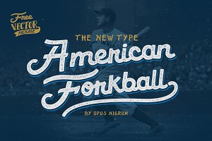 American Forkball 20% OFF