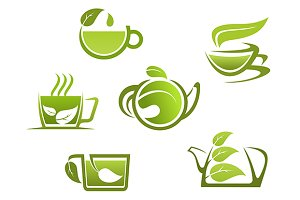 Herbal drinks and tea