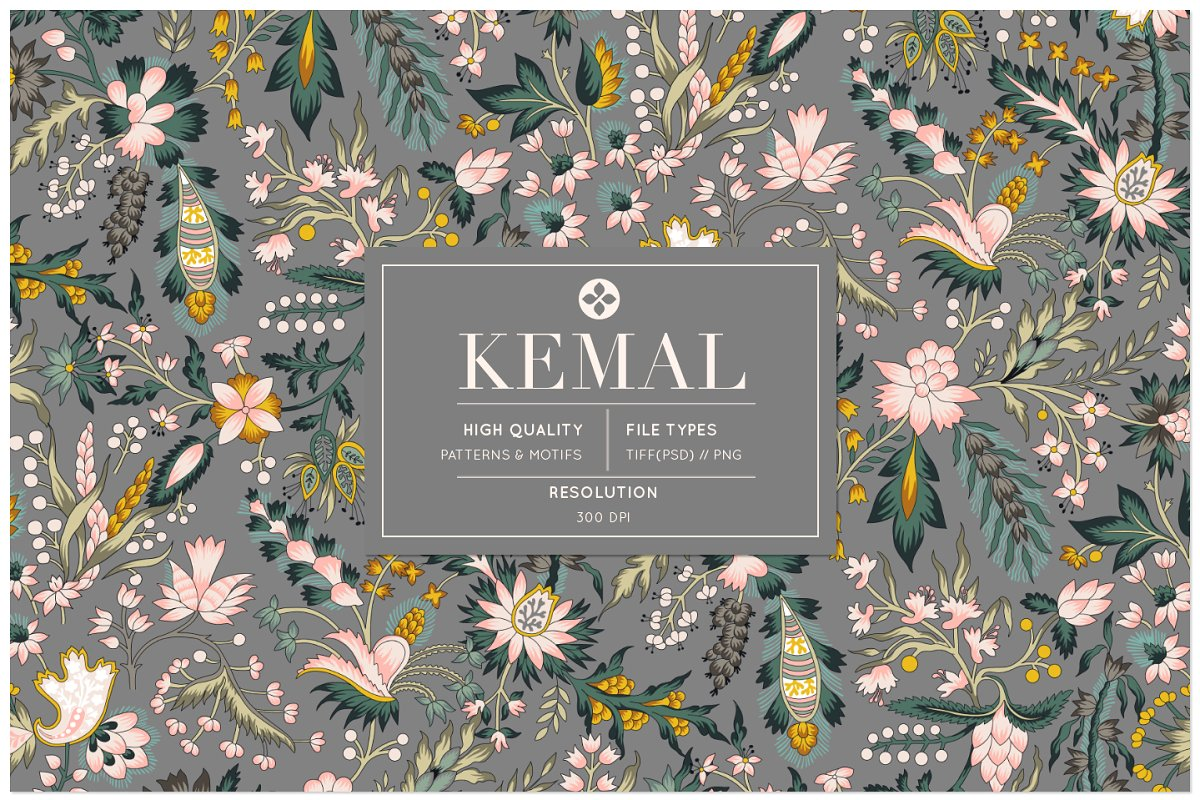 Kemal, Exquisite Patterns SS2020