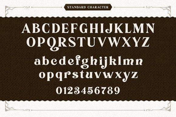 The Foldnick in Display Fonts - product preview 5