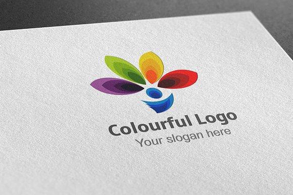 Colourful Logo