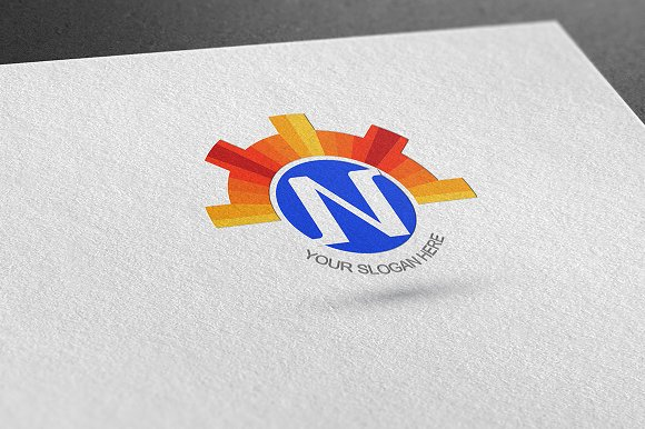 Company Name Logo in Logo Templates - product preview 1