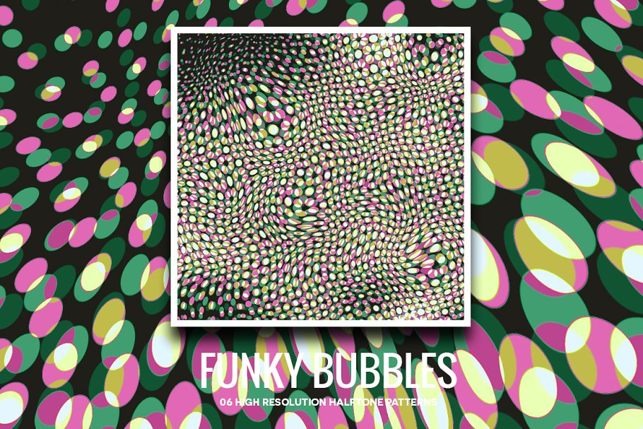 Funky Bubbles