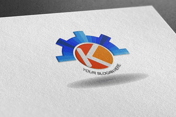 Company Name Logo in Logo Templates
