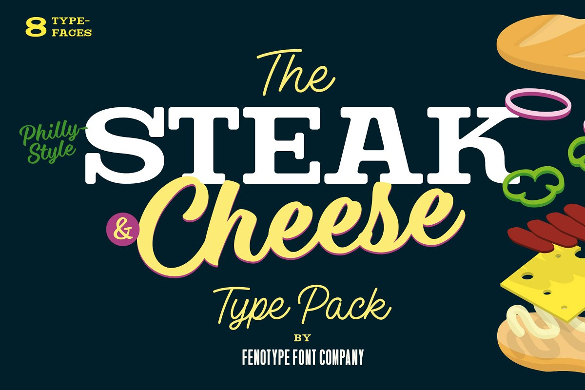 Steak & Cheese Bundle