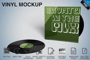 Vinyl Mockup 02