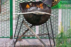 unusual grill