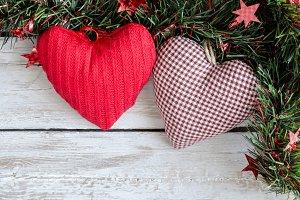 adornos corazon