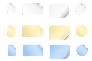 Adhesive Notes Sticers