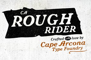 CA Rough Rider