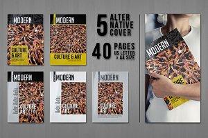 Modern Magazine (30% OFF)
