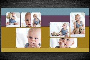 Family Photobook Template v2