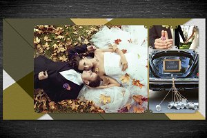 Wedding Photobook Template v2