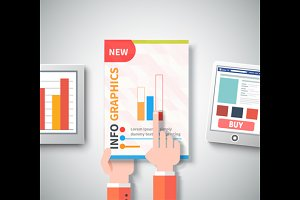 Infographic Business Brochures