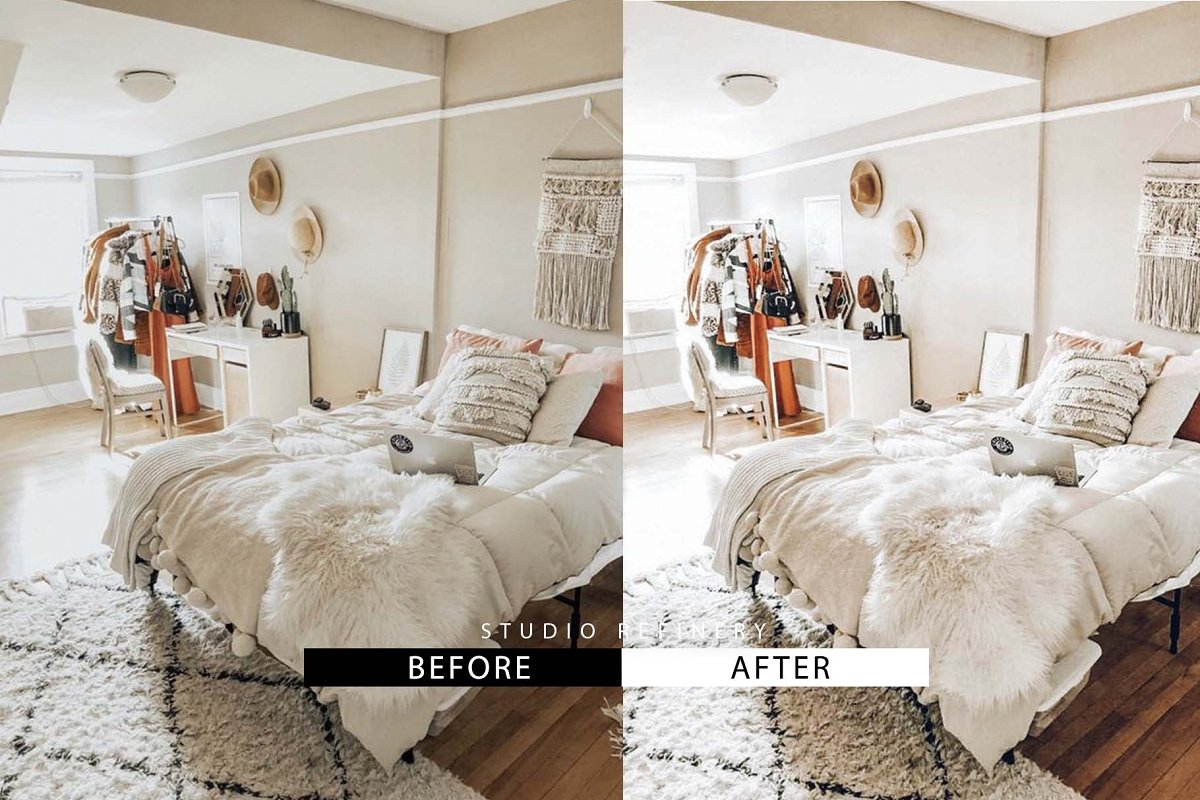 Clean Mobile Lightroom Presets