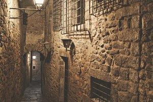 Jewish quarter of Girona