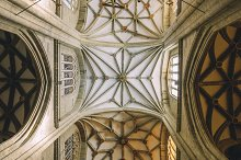 Cathedral vaults